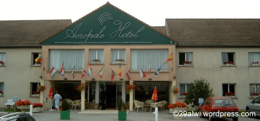 Hotel Acropole - Bernay