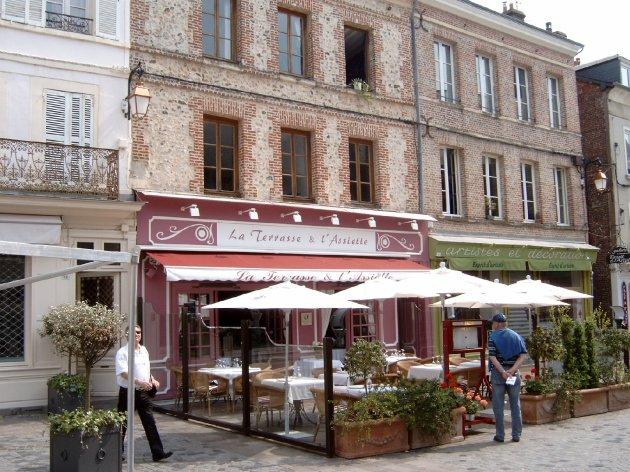 Restaurant Terrasse et l'Assiette