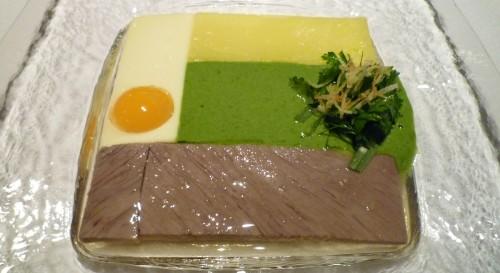 Tafelspitz vom Müritz Lamm - Frankfurter Grüne Sauce, Kartoffel, Ei