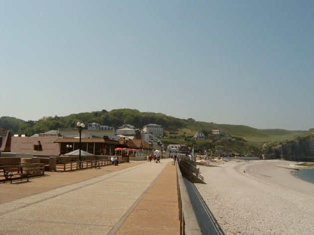 Etretat-Strand