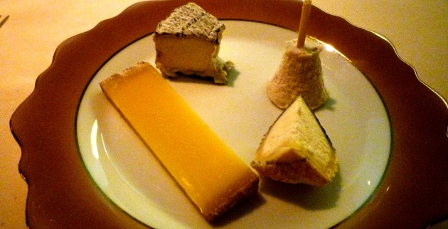 5. Gang -  Käse