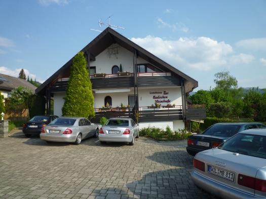 Hotel zur Badischen Weinstrasse
