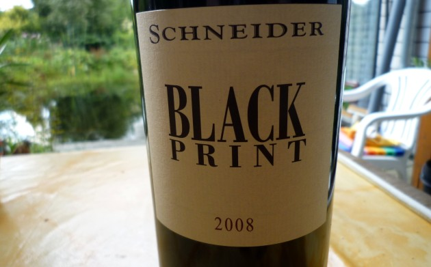 Black Print - Schneider