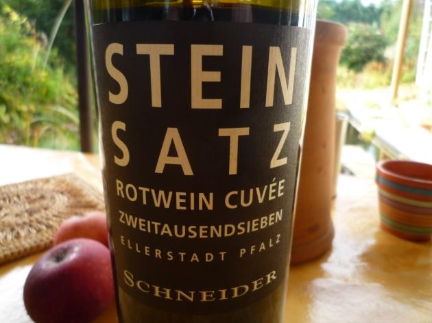 Steinsatz M. Schneider
