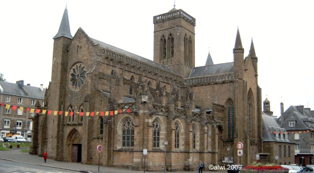 Notre Dame Vire