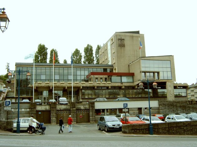 Rathaus Vire