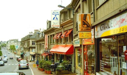 Rue Armand Gaste-Vire