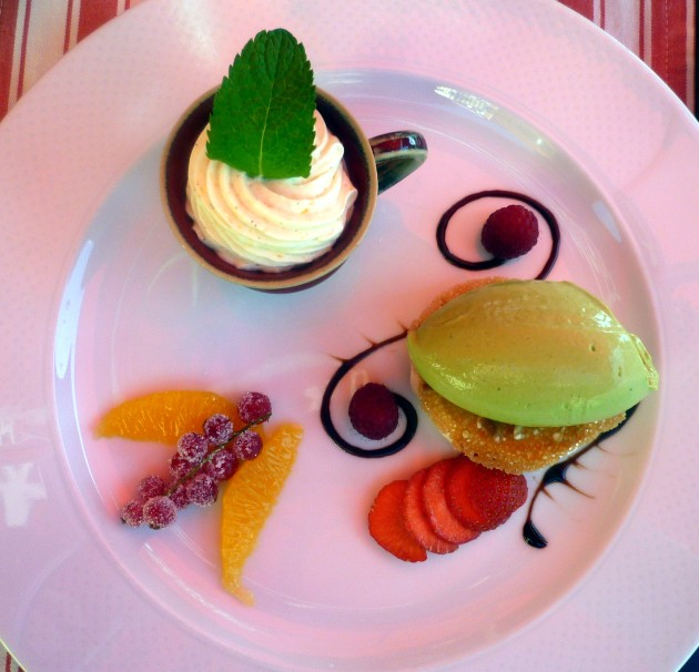 03 Kleines Meer - Dessert