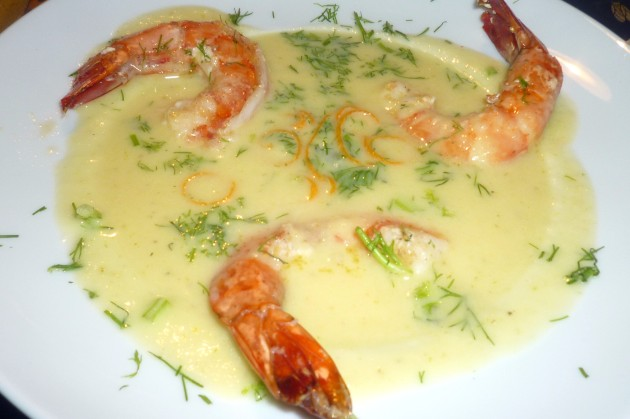 Fenchel Suppe