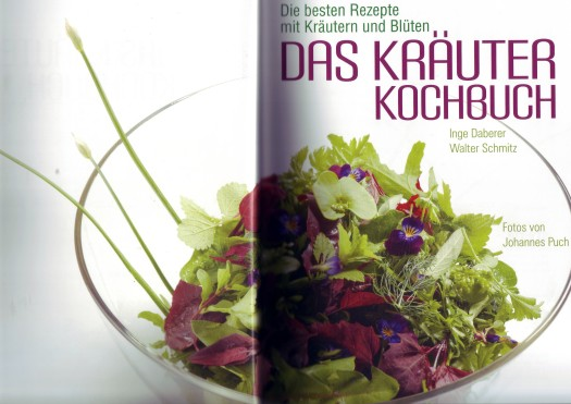 2012 Daberer Kräuterkochbuch