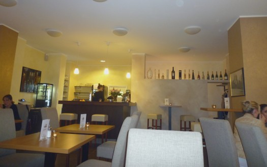 Innenraum Marco's Bar
