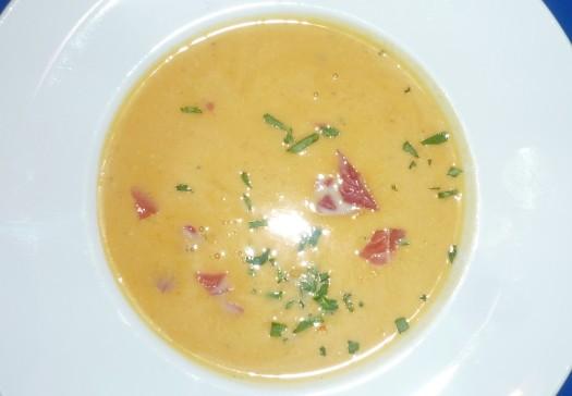 03 Suppe von Süßkartoffeln