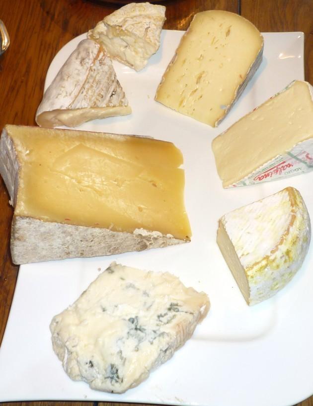 Der Käseteller