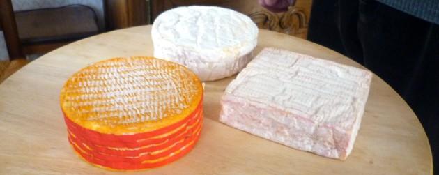 03 Käse aus der Normandie