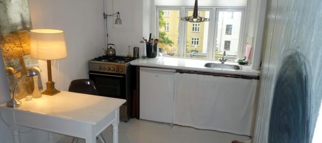 11 Nyhaven 42 Küche