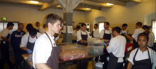 29 Küche Vorbereitung