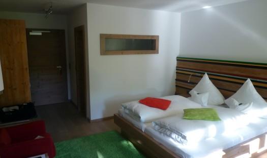 31 Hotelzimmer