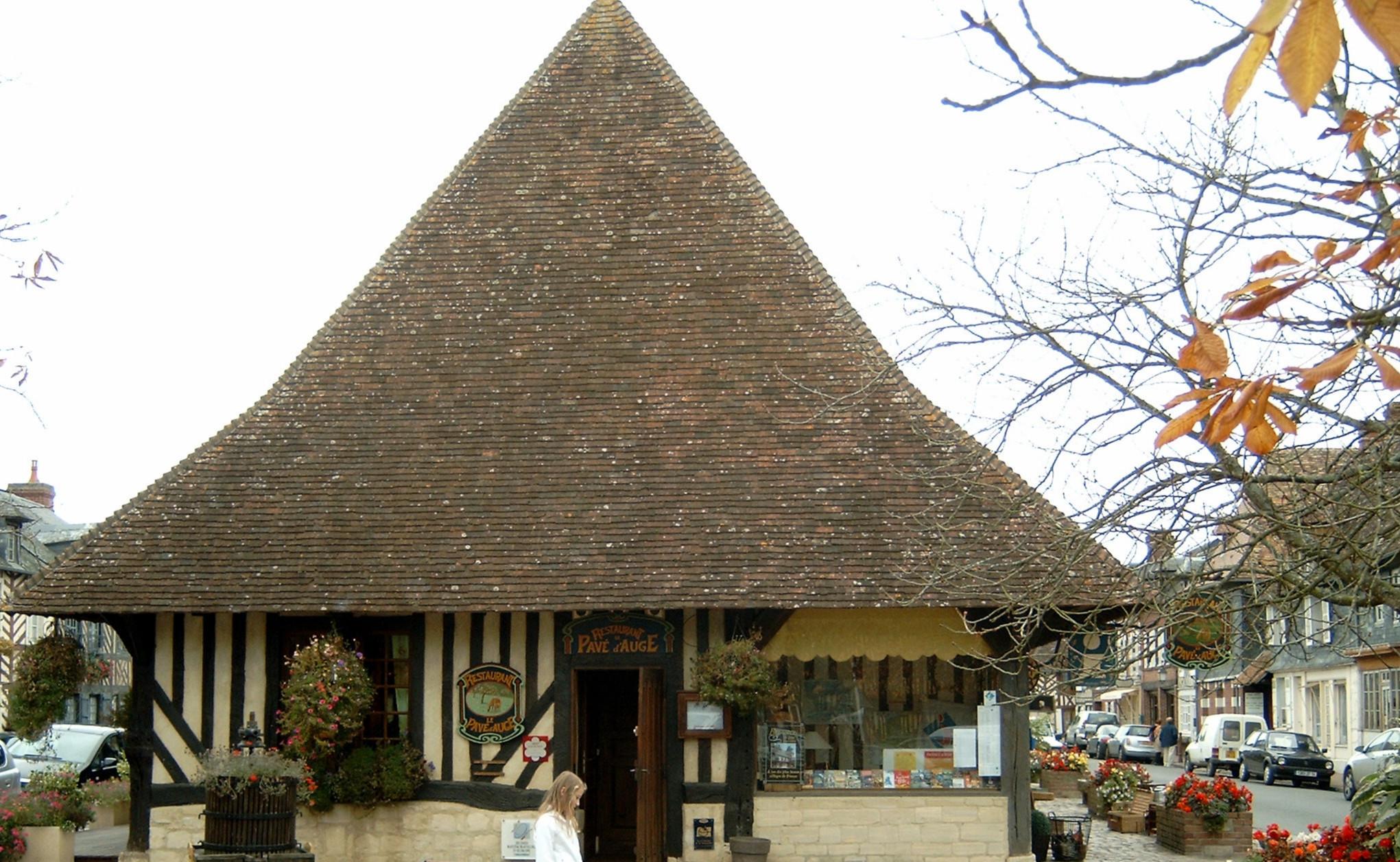 Restaurant Chateau Breuil En Auge