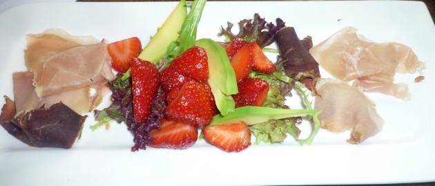01 Erdbeersalat
