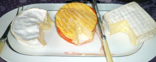 03 Käse der Normandie
