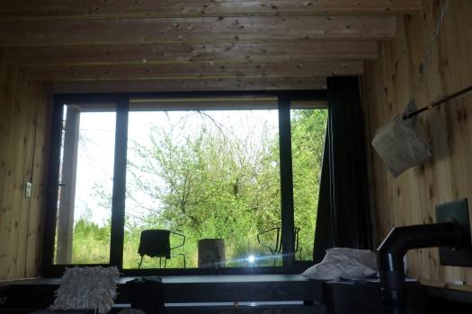 05 Blick aus der Hütte
