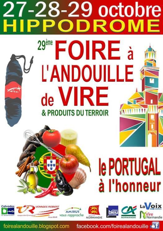 2017 Foire a L' Andouille de Vire
