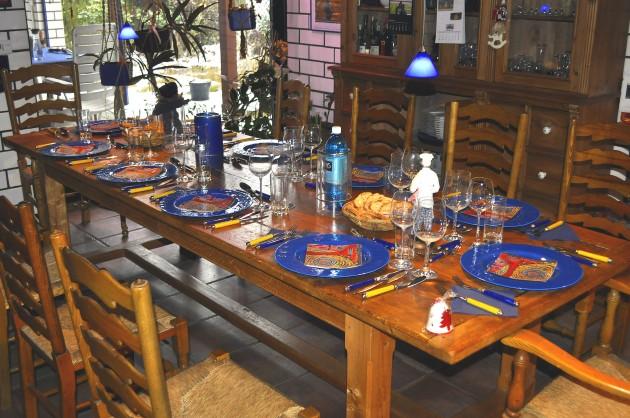 01a Die Gäste können kommen