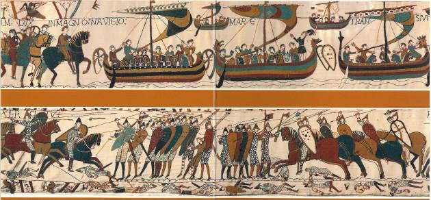 04b Tappisserie de Bayeux