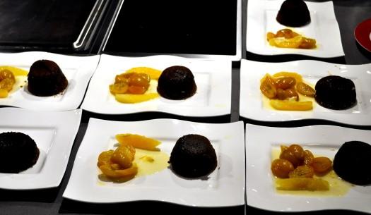 18 Angerichtet Dessert