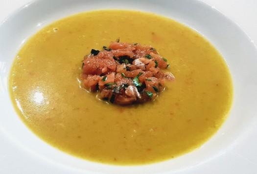 01 Currysuppe-Tatar