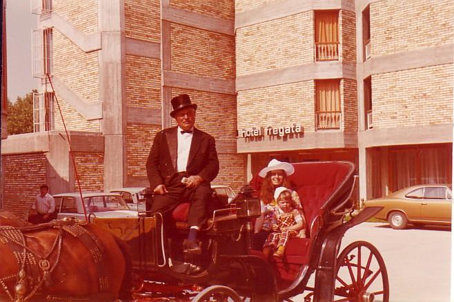 1974 Erster Urlaub